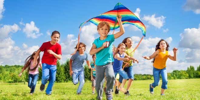 Active kids