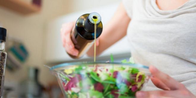 oil as salad dressing